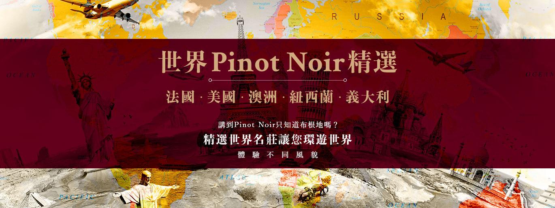 2021.04.世界Pinot Noir精選