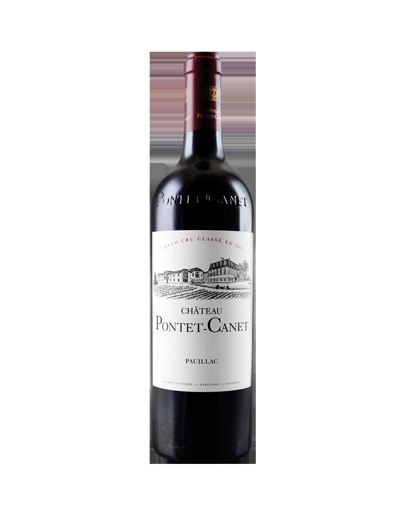 法國朋特卡內堡 紅酒