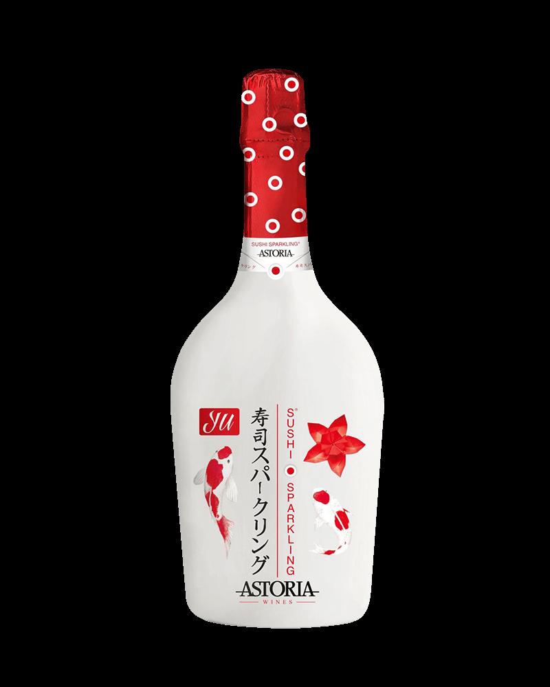 阿斯托力亞酒莊 御壽司氣泡酒