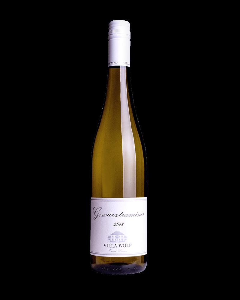 狼莊 格烏茲白葡萄酒