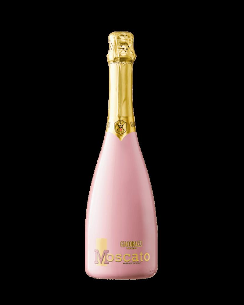 吉雅科巴齊酒莊 瑰麗粉紅莫斯卡托甜氣泡酒
