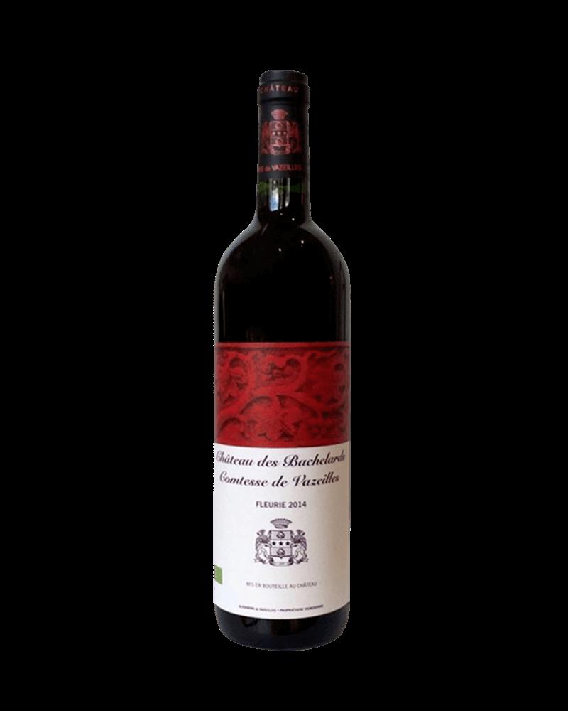 巴什拉酒莊 薄酒萊芙樂立特級村莊級 紅葡萄酒
