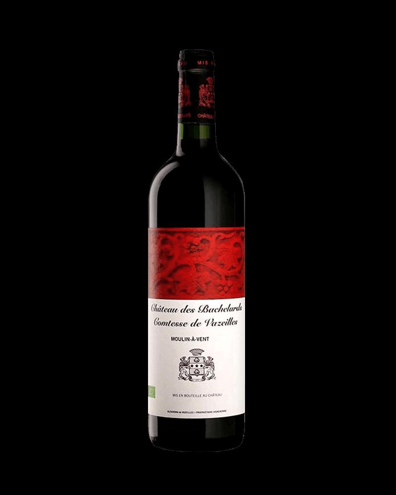 巴什拉酒莊 薄酒萊風車磨坊特級村莊級 紅葡萄酒