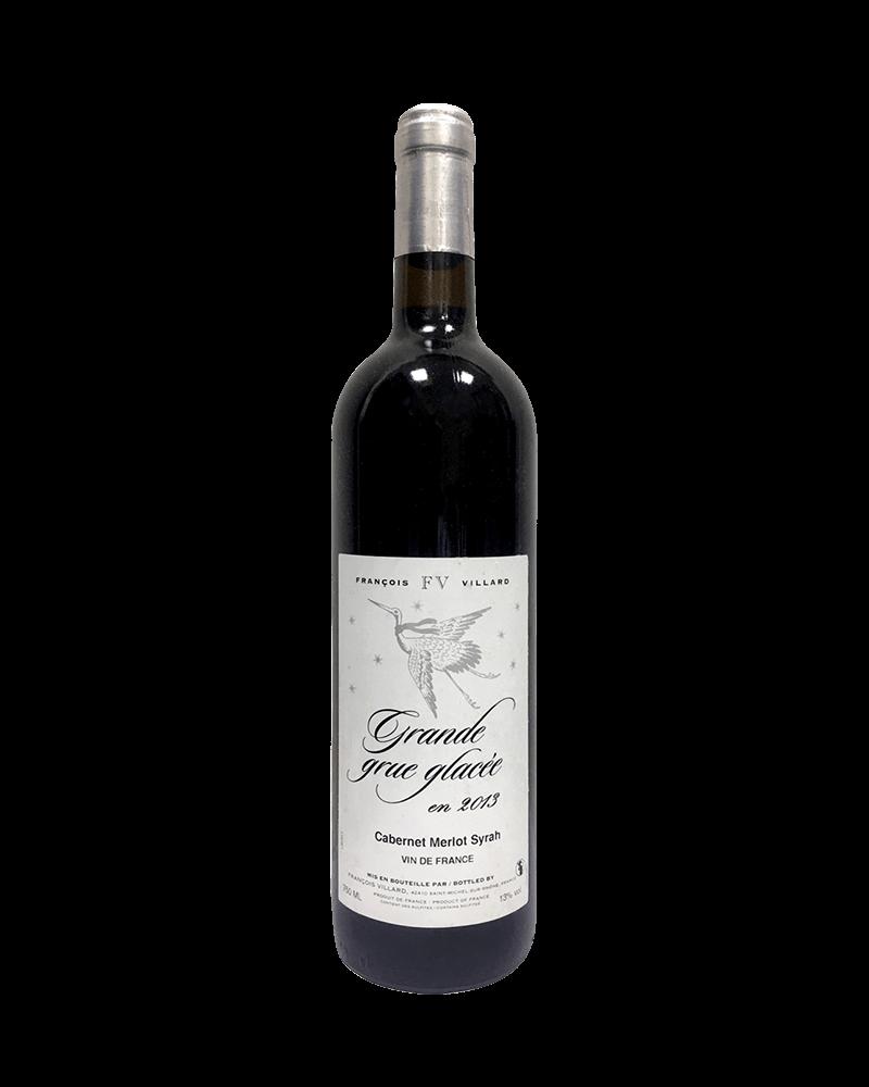 維鈉酒莊 隆河谷白鶴紅葡萄酒