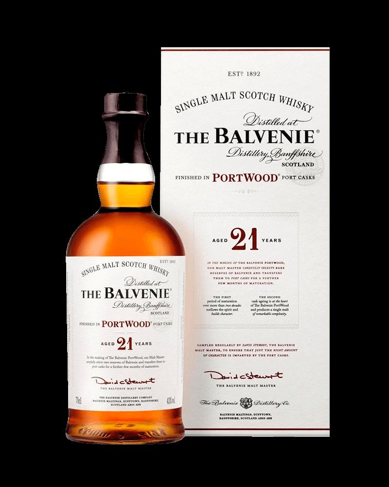 百富21年波特桶單一純麥蘇格蘭威士忌