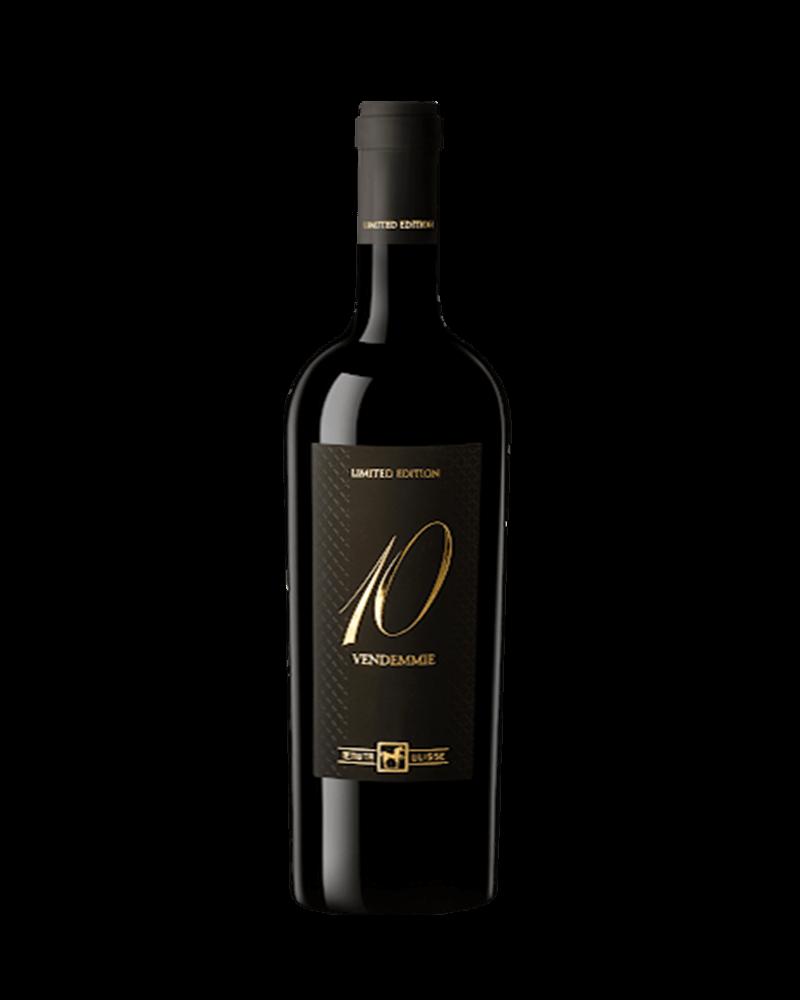 尤里西斯豐收10 紅酒