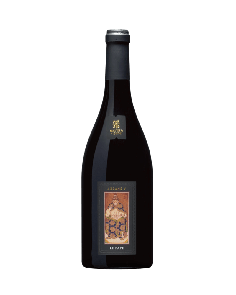 札維耶酒莊  奧秘V塔羅牌教皇酒