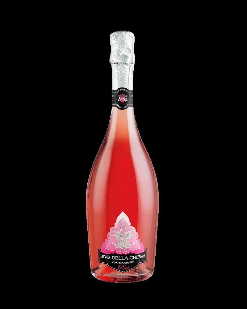 蒙特洛山丘粉紅氣泡酒