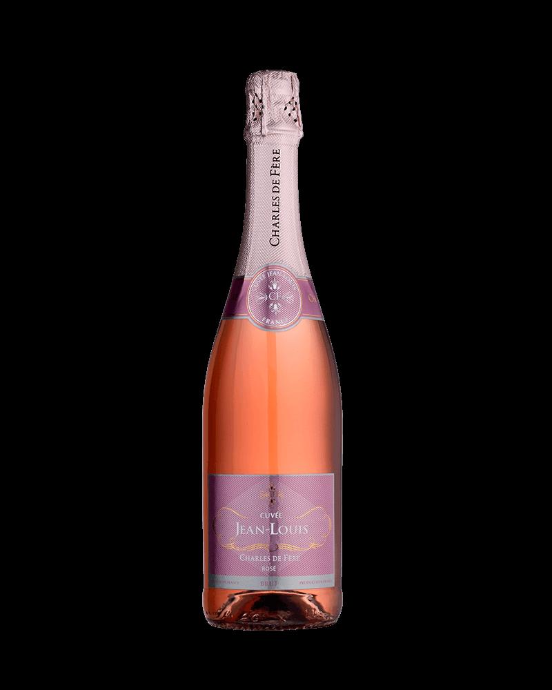 尚路易布根地粉紅氣泡酒