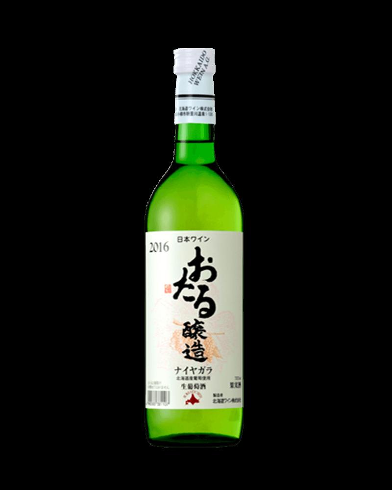 北海道葡萄酒株式會社 小樽微甜白酒