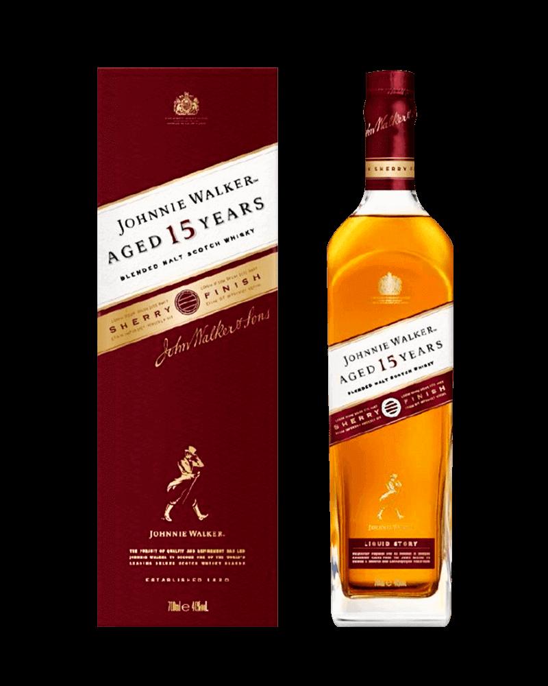 約翰走路15年雪莉桶調和式蘇格蘭威士忌