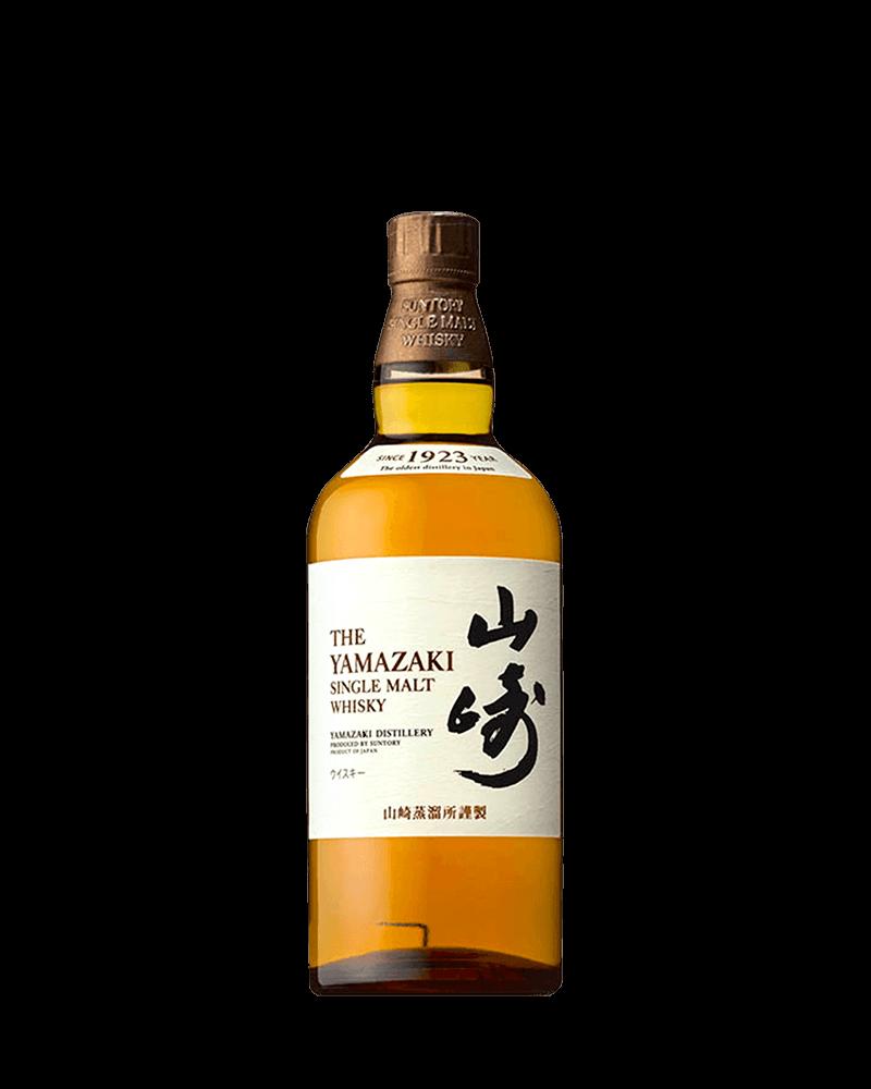 新山崎單一純麥威士忌