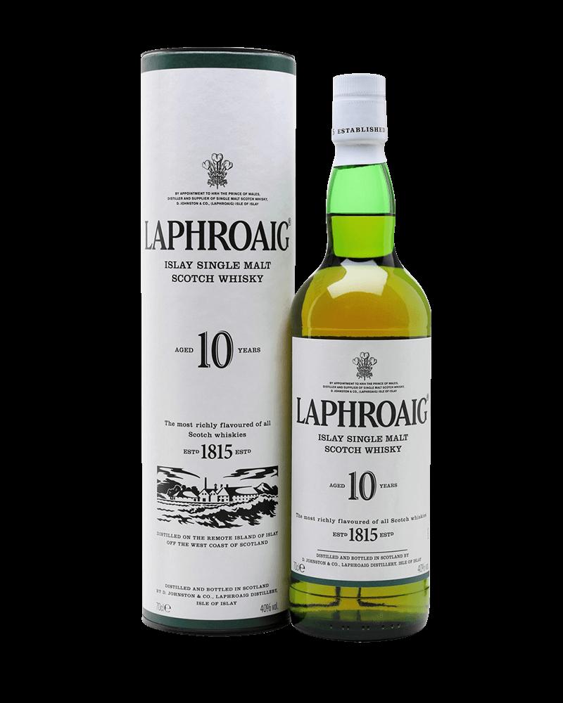 拉佛格10年單一麥芽威士忌