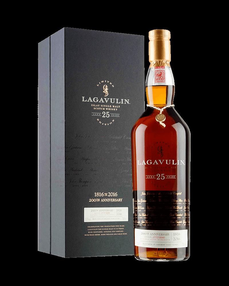 樂加維林25年單一麥芽威士忌