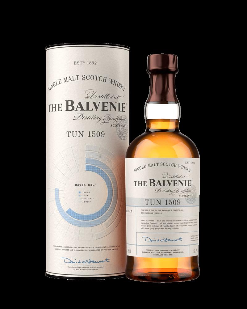 百富1509號桶第七批次單一麥芽威士忌