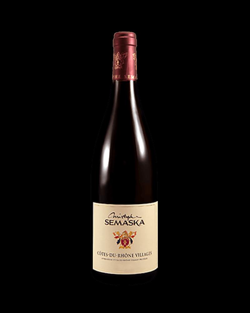 薩曼斯卡酒莊隆河丘村莊紅酒