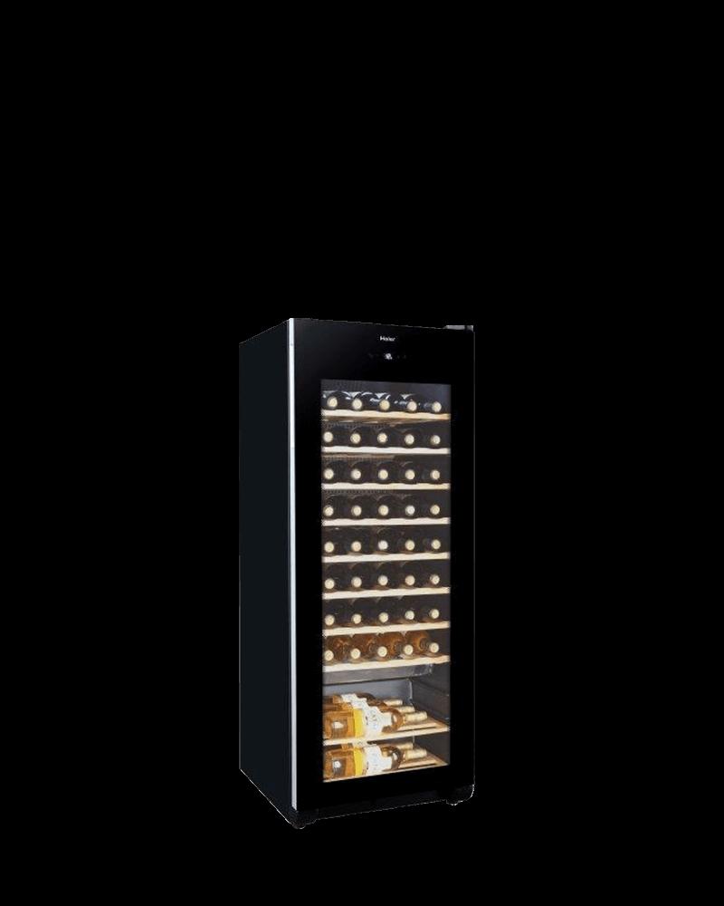 海爾50瓶電子式恆溫儲酒冰酒櫃