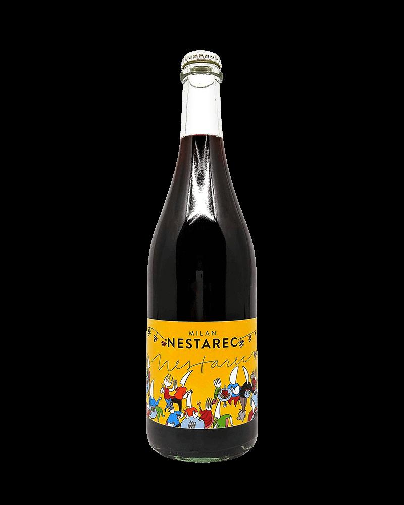 米蘭・那斯達列酒莊 派對刀與叉紅酒