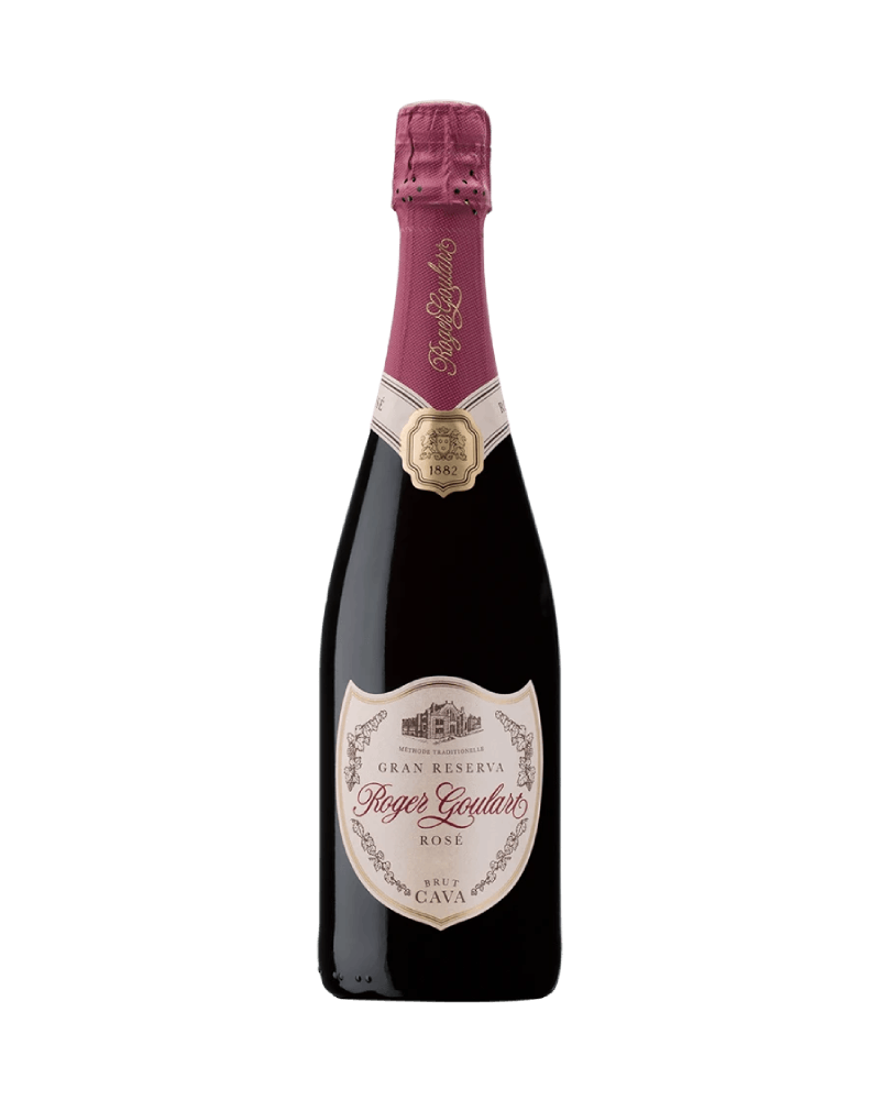 西班牙羅傑古拉特級陳年CAVA粉紅汽泡酒