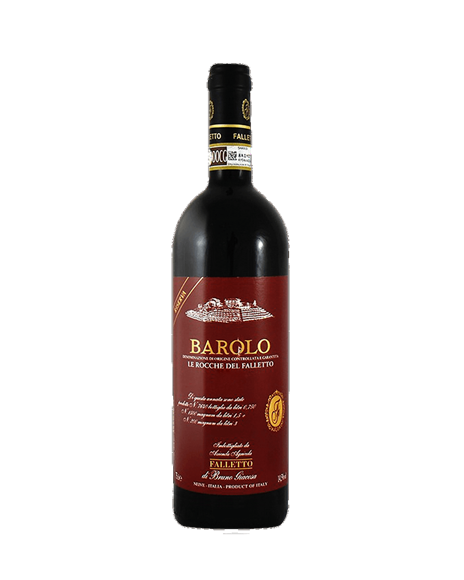 布魯諾・賈可薩酒莊 巴洛羅 羅稼單一園陳釀紅酒