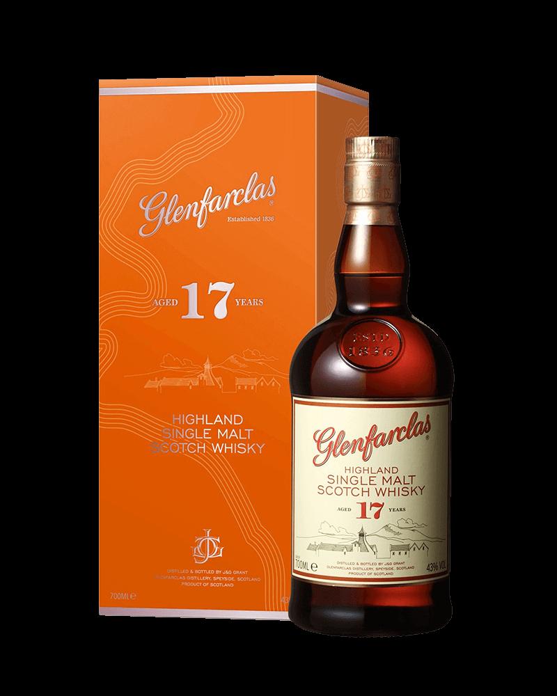 格蘭花格17年單一麥芽蘇格蘭威士忌