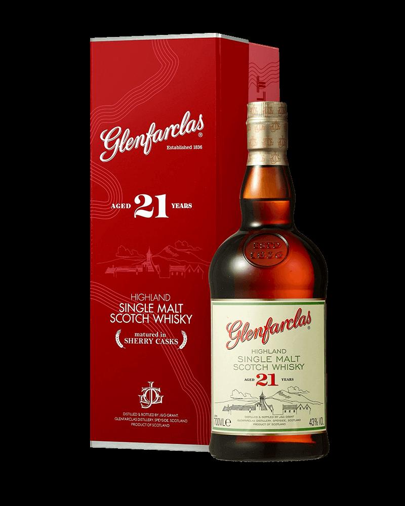 格蘭花格21年單一麥芽蘇格蘭威士忌