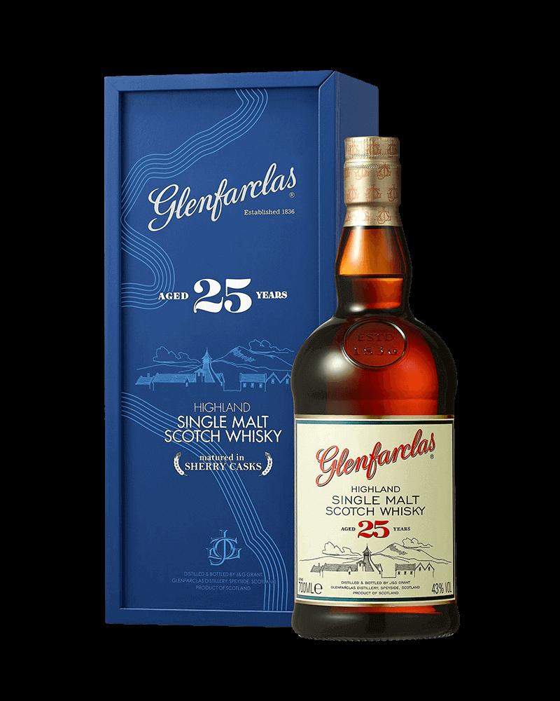格蘭花格25年單一麥芽蘇格蘭威士忌