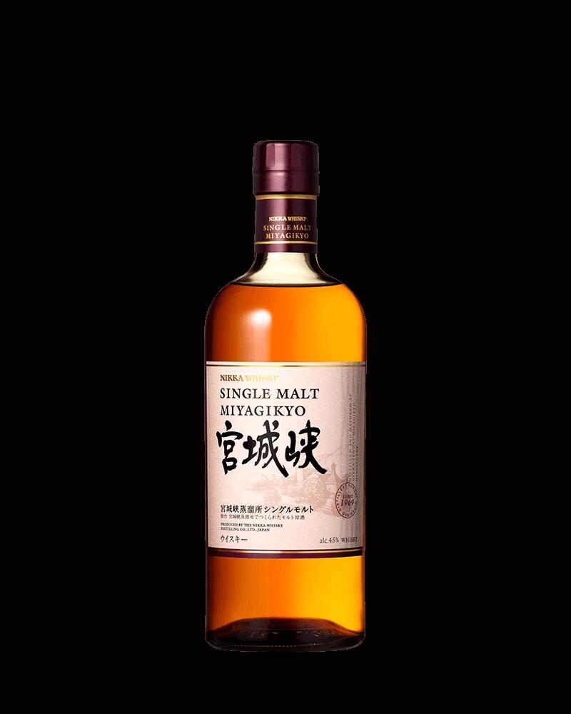 新宮城峽單一純麥威士忌