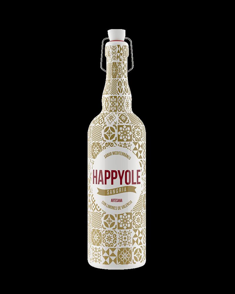 快樂歐莉白葡萄水果酒 750ml