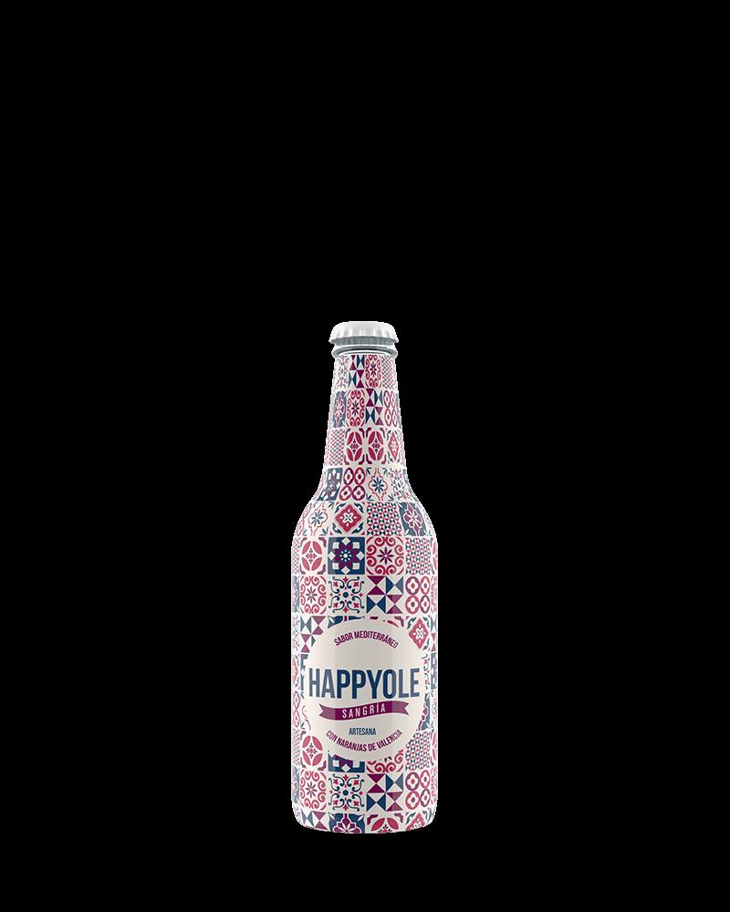 快樂歐莉紅葡萄水果酒 200ml