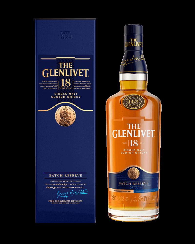 格蘭利威18年蘇格蘭單一麥芽威士忌