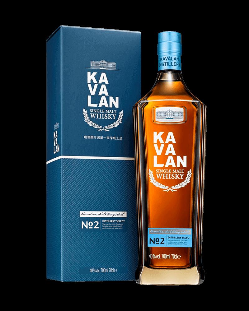 噶瑪蘭珍選No.2單一麥芽威士忌