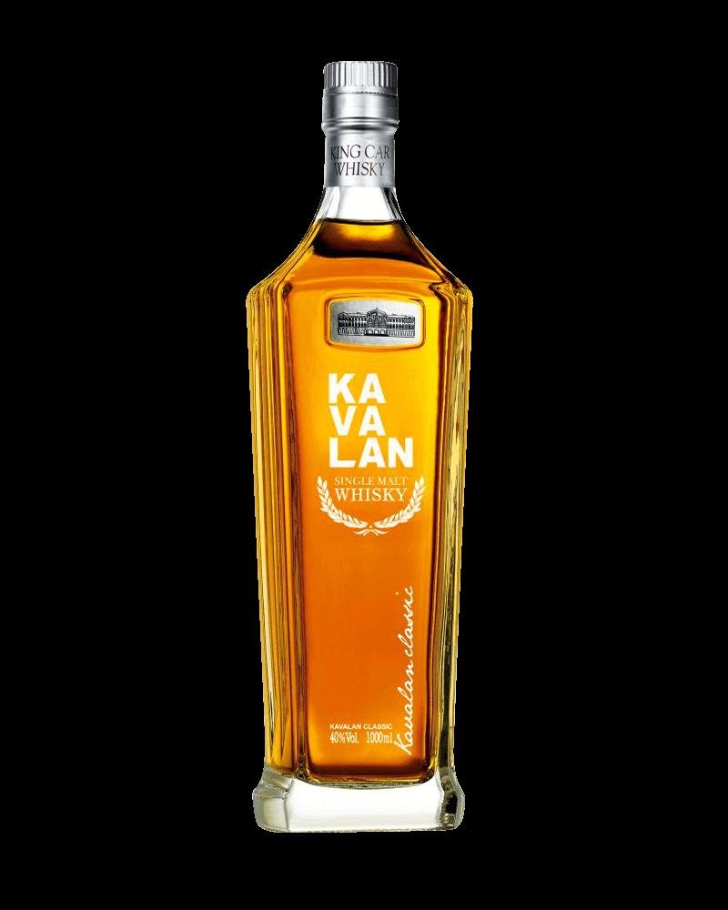 噶瑪蘭經典單一麥芽威士忌