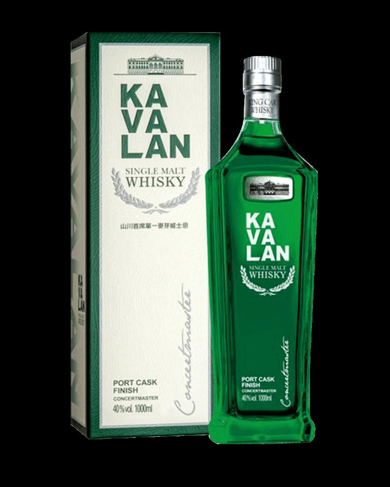 噶瑪蘭山川首席威士忌波特風味桶單一麥芽威士忌