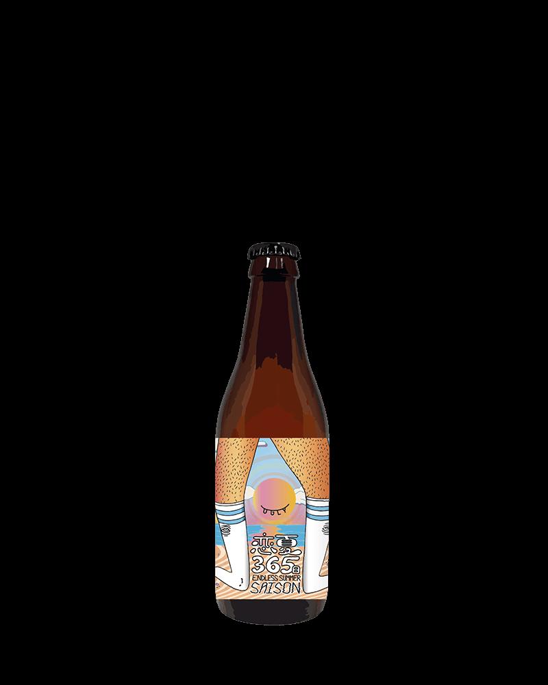 酉鬼啤酒 戀夏365日Saison 330ml
