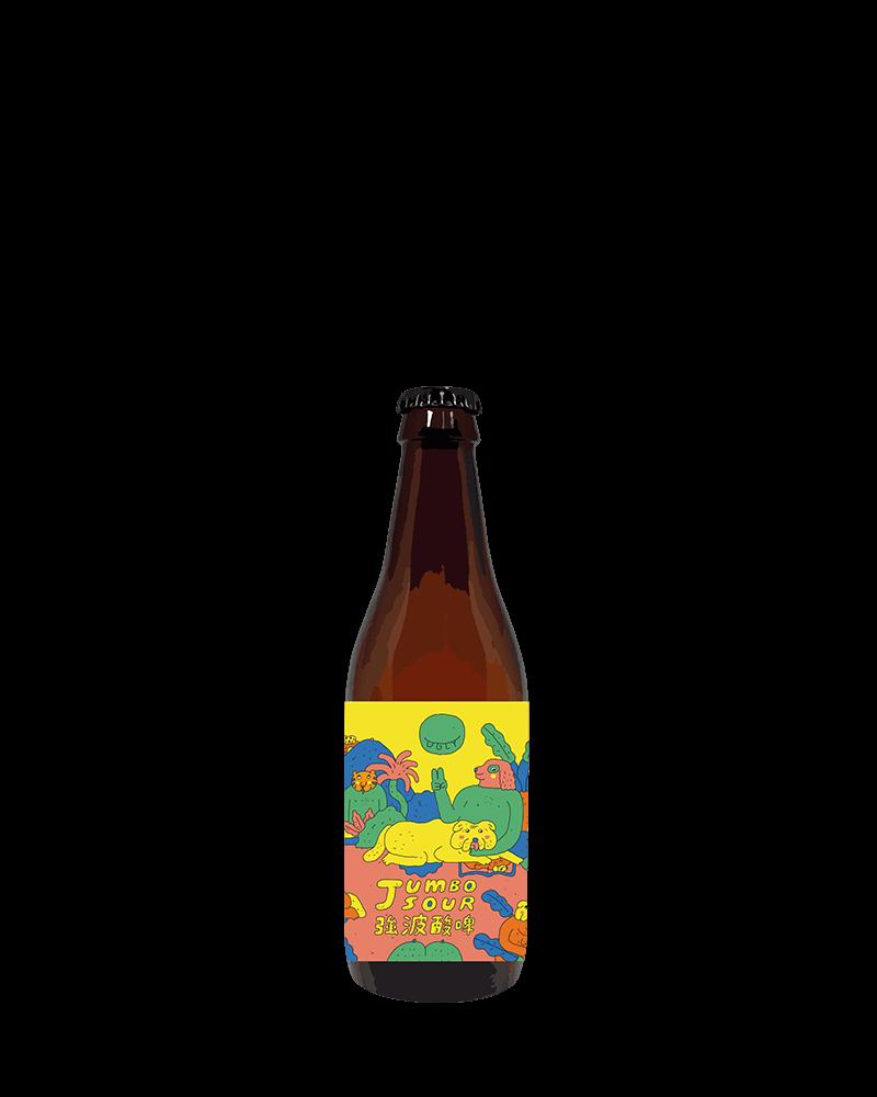 酉鬼啤酒 強波酸啤 330ml