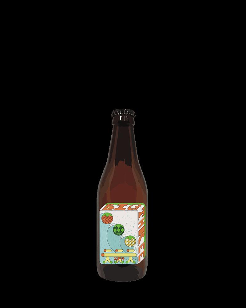 酉鬼啤酒 大三元XPA 330ml