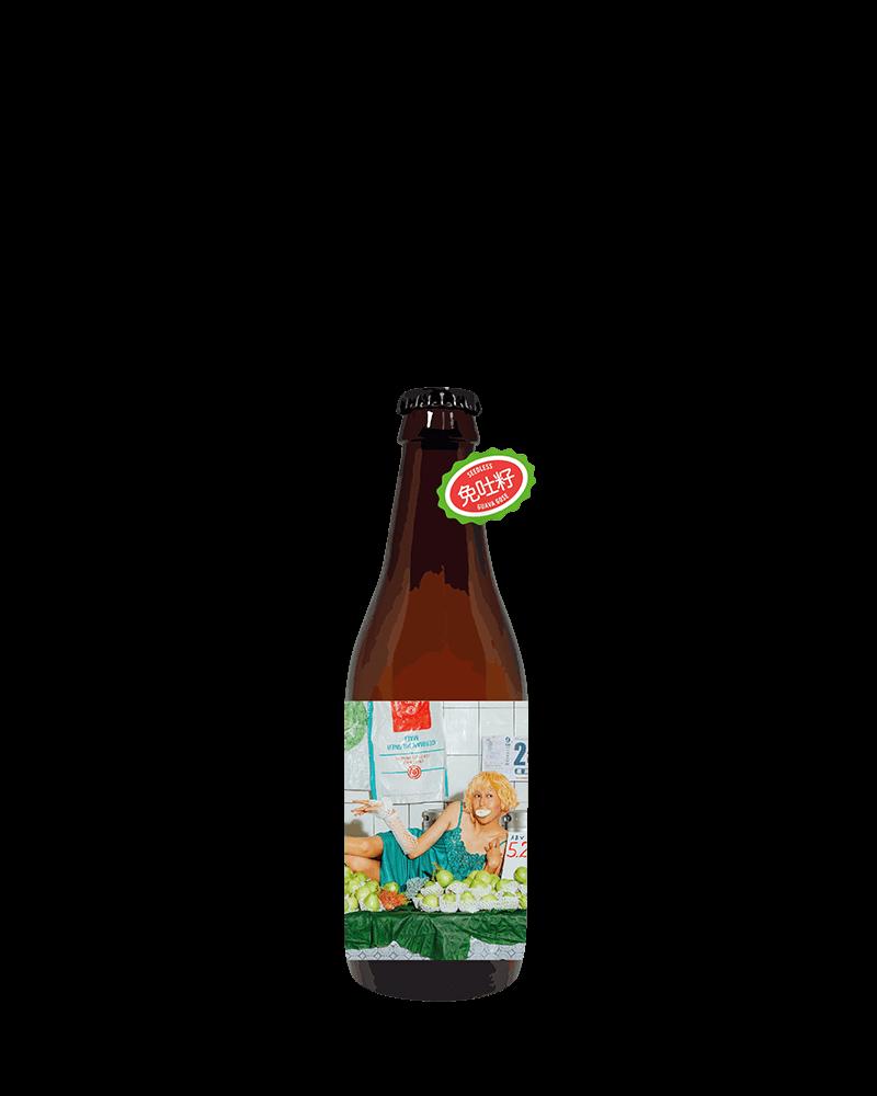 酉鬼啤酒 (免吐籽)芭樂鹽小麥 330ml