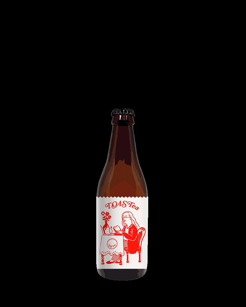 酉鬼啤酒 吐司去(掉的)邊 大冰紅 330ml