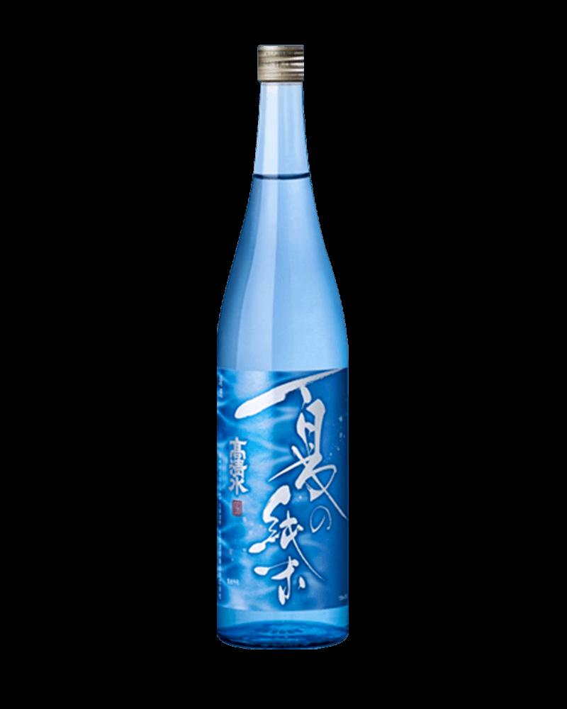 高清水夏之純米酒