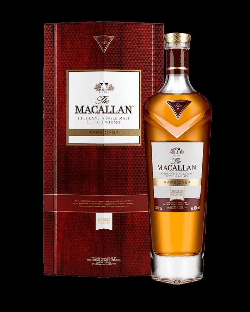 麥卡倫奢想系列Rare Cask 2020版本單一麥芽蘇格蘭威士忌