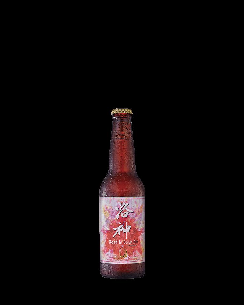 啤酒頭釀造 台灣冰果室系列-洛神