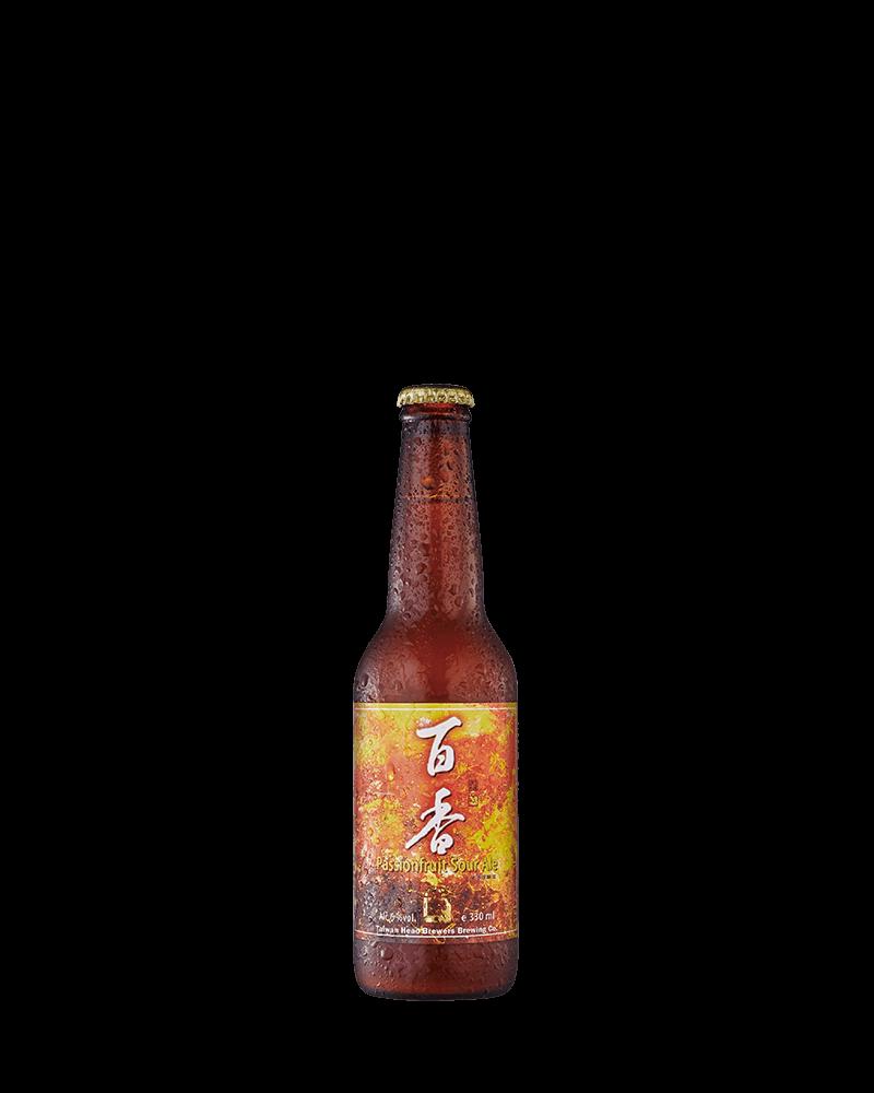 啤酒頭釀造 台灣冰果室系列-百香