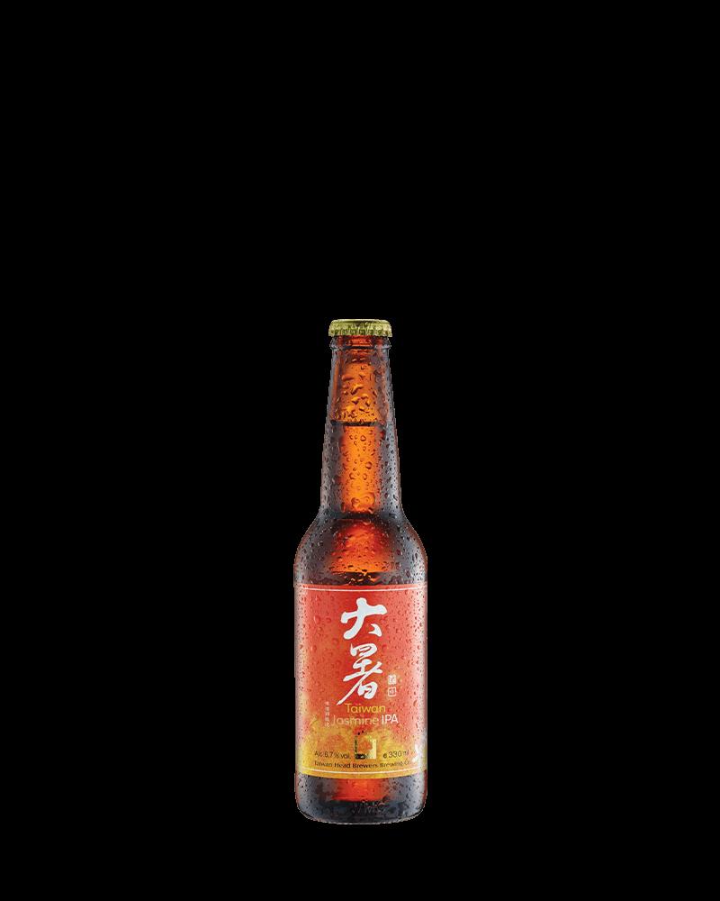 啤酒頭釀造 節氣系列-大暑 茉莉花IPA啤酒