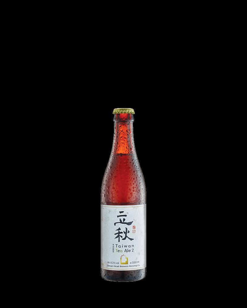 啤酒頭釀造 節氣系列-立秋 東方美人茶啤酒