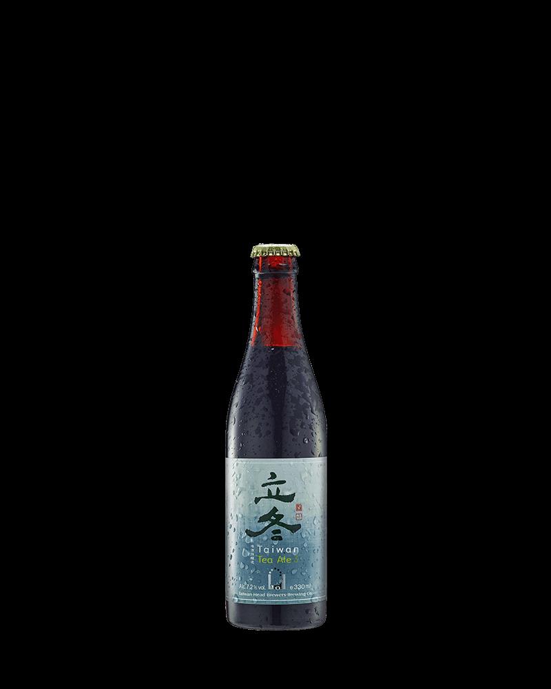 啤酒頭釀造 節氣系列-立冬 鐵觀音茶啤酒