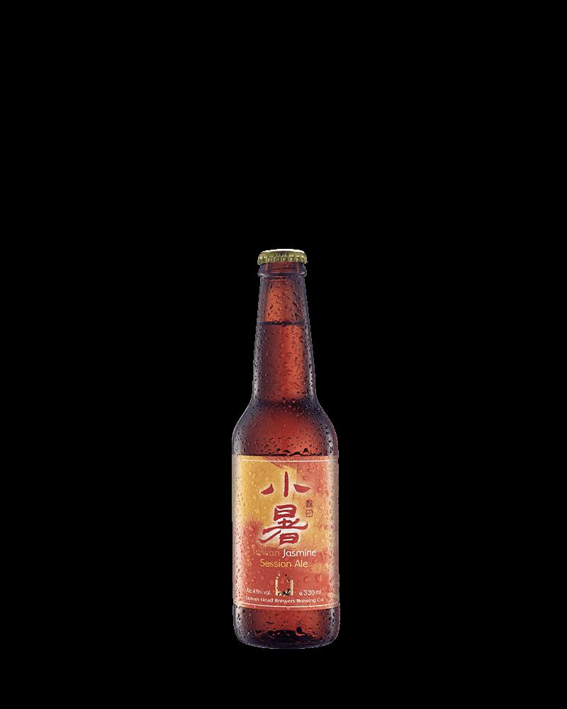 啤酒頭釀造 節氣系列-小暑 茉莉花啤酒