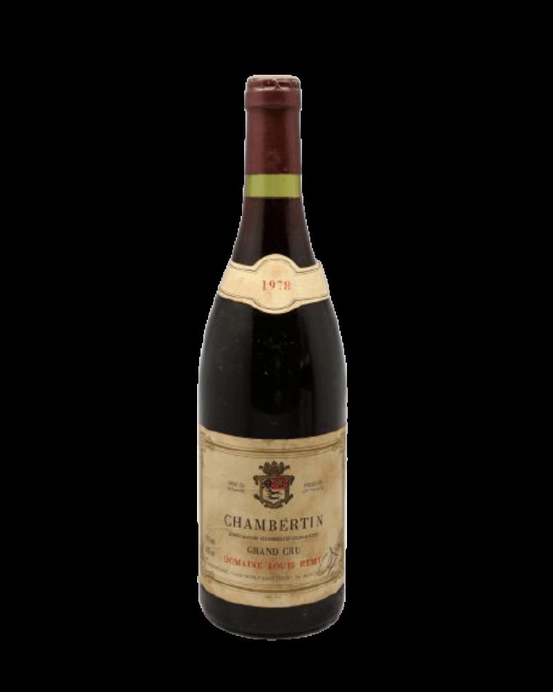 路易雷米酒莊香貝單特級園紅酒