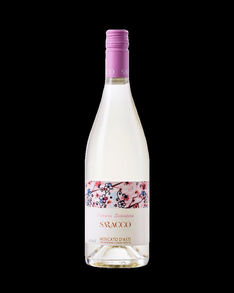 莎拉寇⎡櫻花⎦阿斯第蜜斯嘉微甜白葡萄酒