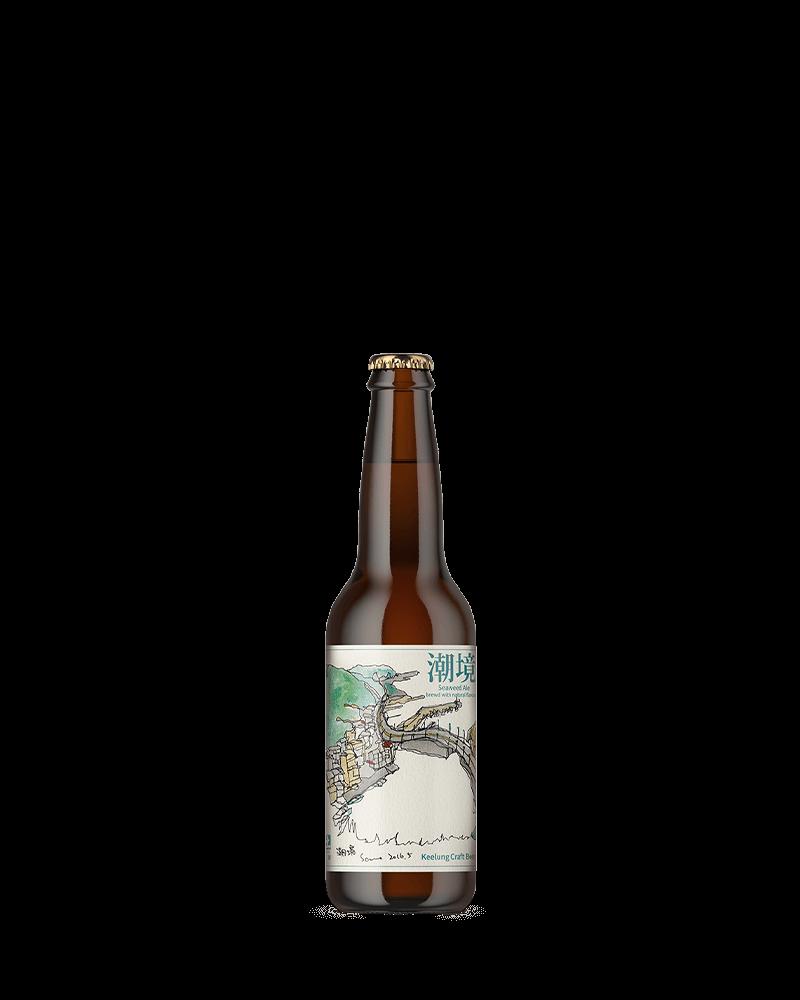 台灣風土在地精釀 基隆潮境啤酒